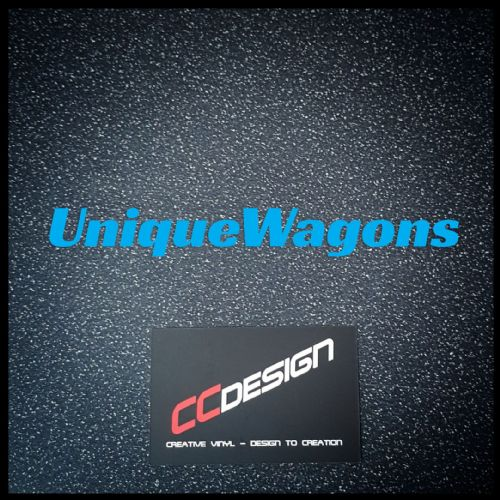 """OFFICIAL"" UniqueWagons (Single Colour)"
